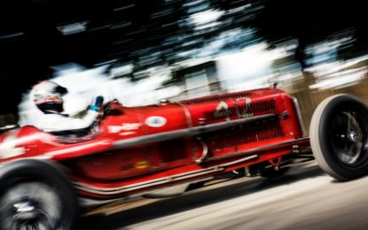 La Goodwood Speedweek sostituisce il Festival of Speed