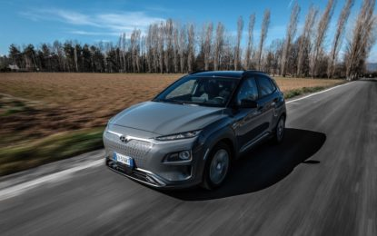 """Hyundai lancia """"Più semplice di così"""" per spiegare la sua mobilità elettrica"""