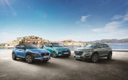 A luglio Maxi Rottamazione Hyundai su tutta la gamma