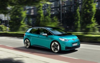 Volkswagen: aperti gli ordini della gamma ID.3