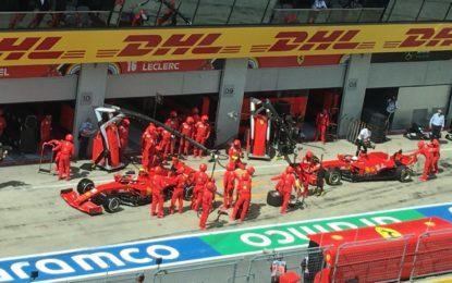 Ferrari: GP di Stiria da dimenticare il prima possibile
