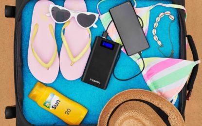 Vacanze cariche con Varta