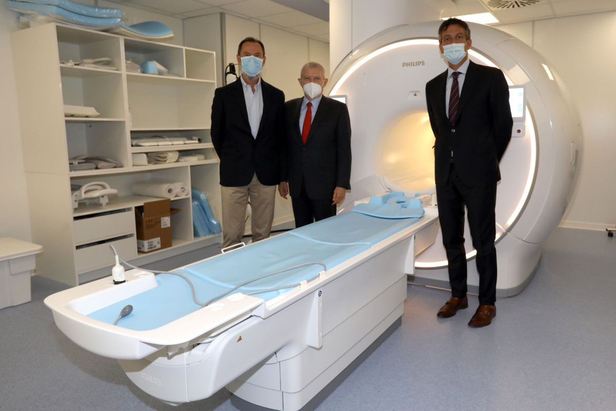 Ospedale di Sassuolo: intitolata a Enzo Ferrari la risonanza magnetica
