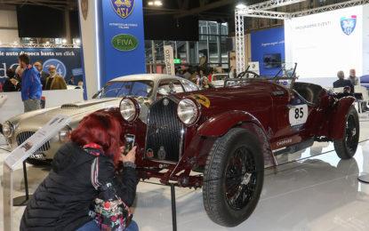 ASI a Milano AutoClassica: i 90 anni di Pininfarina, le Case moto lombarde e la Moto Guzzi