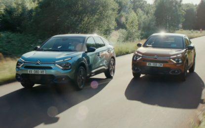 Nuove C4 e Ë-C4 – 100% ëlectric: Citroën reiventa la berlina compatta