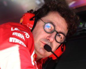 """Binotto: """"Contenti per il 2° posto, ma il problema aerodinamico c'è"""""""