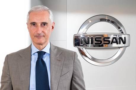 Cambi organizzativi in Nissan Italia