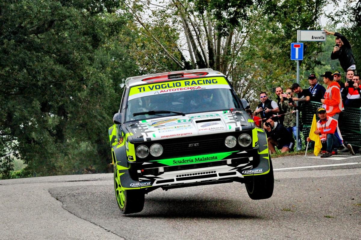 Paolo Diana: il pilota di rally che fa impazzire i fans