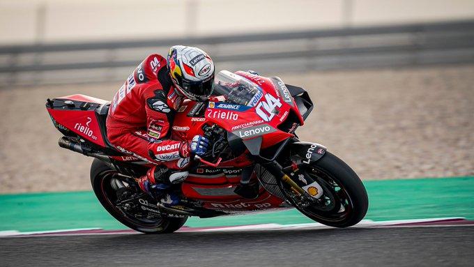 MotoGP: il Ducati Team torna in pista a Jerez
