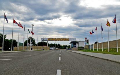 Due positivi nel paddock dell'Hungaroring