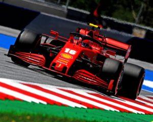 Austria: quarta e sesta fila per le Ferrari. Non l'inizio migliore…