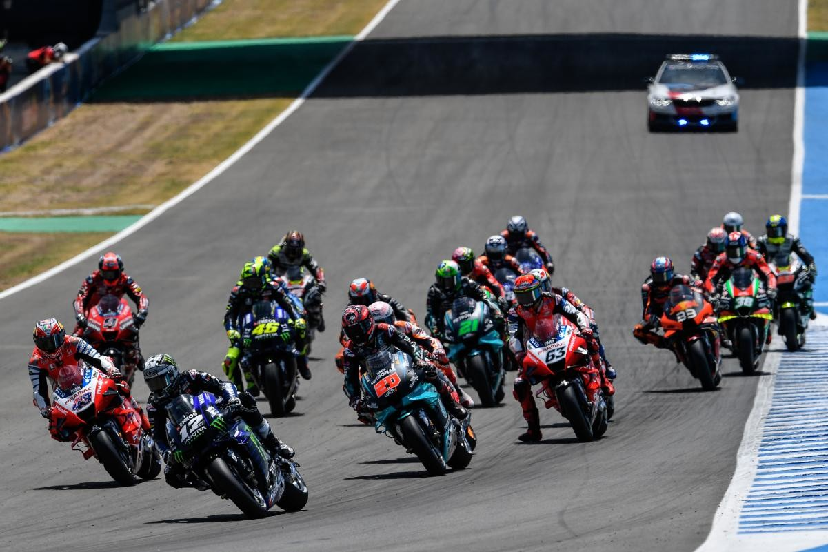 GP di Andalusia: gli orari del weekend in TV