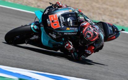 MotoGP: in Spagna il primo poleman 2020 è Quartararo
