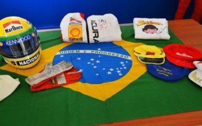 Ritrovata parte degli oggetti di Senna rubati. Due arresti