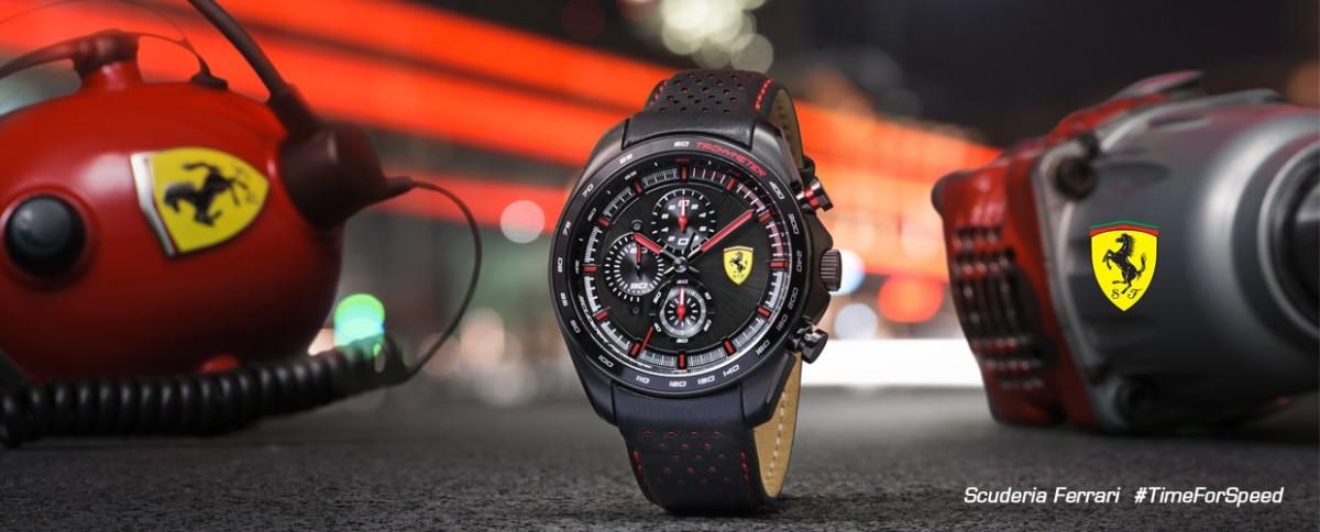Orologi uomo e motori: la passione incontra il design