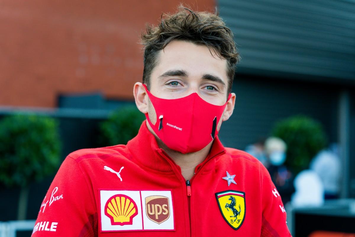 Leclerc e Vettel: correre per Anthoine