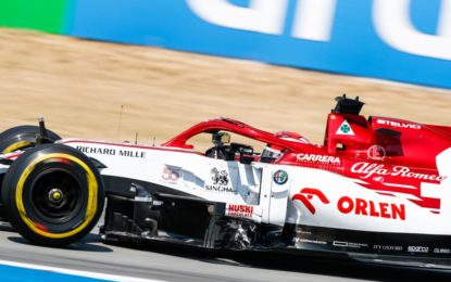 Ma che Alfa Romeo Racing è mai questa?