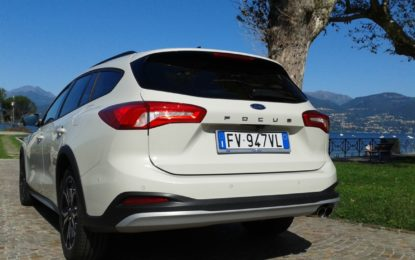 Fotogallery: Ford Focus Active