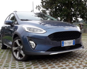 Fotogallery: Ford Fiesta Active 5P 1.5 ECOBLUE 85CV