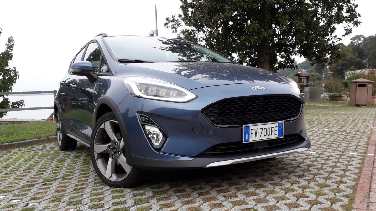 Fotogallery: Ford Fiesta Active 5P 1.5 ECOBLUE 85CV