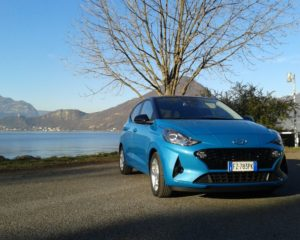 Fotogallery: Nuova Hyundai i10