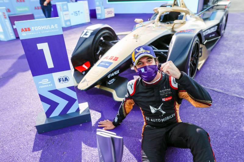 La Formula E riparte a Berlino ed è subito vittoria di Da Costa