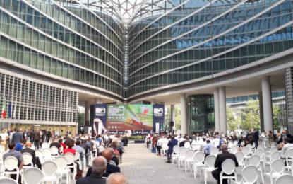 Monza presenta il suo GP unico e ineguagliabile a Milano. Con orgoglio ed emozione
