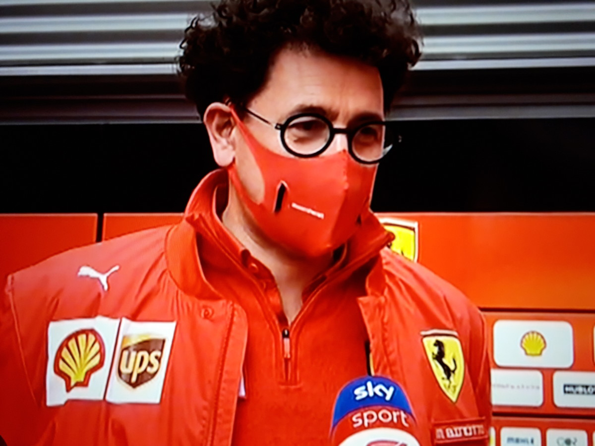 """Binotto su Vettel: """"Ci si aspetta di più da un non secondo pilota"""""""