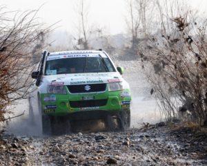 Suzuki Challenge 2020: le emozioni corrono fuoristrada