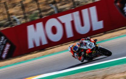 Superbike: i sistemi frenanti Brembo al MotorLand Aragon