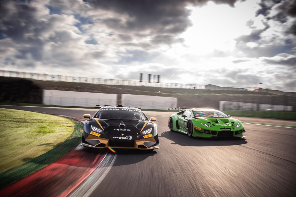 Lamborghini conferma il supporto ai giovani piloti