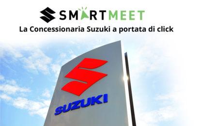 Nasce Suzuki Smart Meet