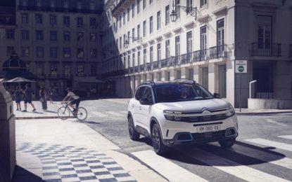 SUV Citroën C5 Aircross Hybrid: fino a 9.000 euro di incentivi