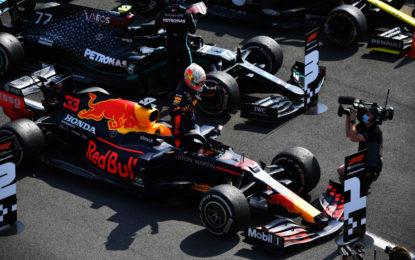 """MInardi: """"Super Max! Mercedes non perfetta nella strategia"""""""