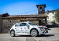 Debutto vincente al Ciocco per Ucci-Ussi e la Nuova 208 Rally 4