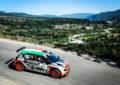 La Citroën C3 R5 e Crugnola vincono al Ciocco