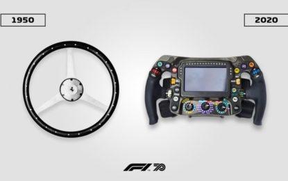 #F170: la griglia di partenza ufficiale