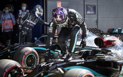 Gran Bretagna: settima pole di Hamilton, davanti a Bottas, Verstappen e Leclerc