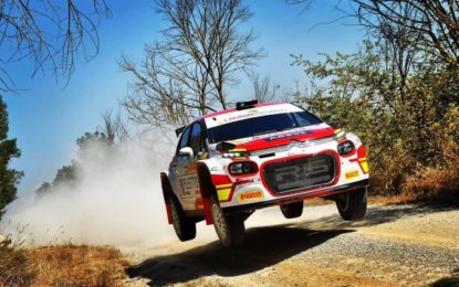 Andreucci: appello contro la decisione dei commissari al San Marino Rally