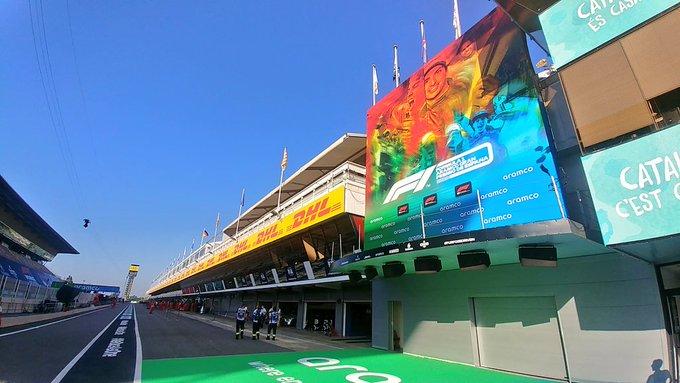 GP Spagna 2020: la griglia di partenza ufficiale