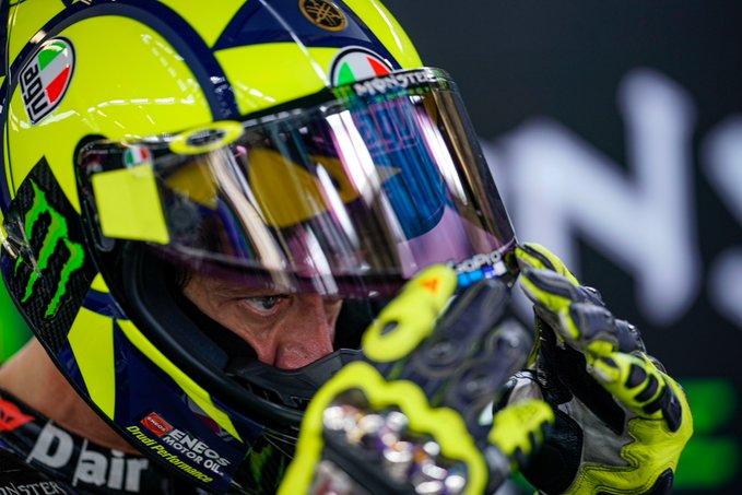 Yamaha: nessun sostituto per Rossi al prossimo GP di Teruel