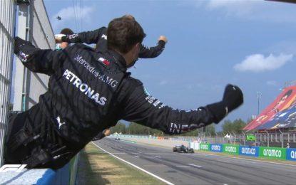 Spagna: Hamilton, Verstappen, Bottas. Ma il podio lo merita anche Vettel