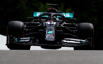Belgio: Hamilton dà mezzo secondo a Bottas. Ferrari umiliate. Ma i piloti ridono
