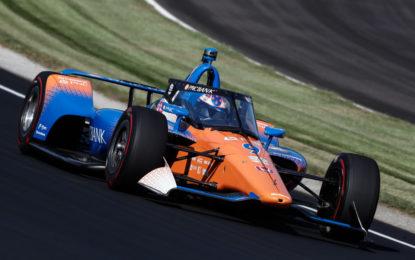 La Formula Indy premia l'innovazione: a Isoclima il Louis Schwitzer Award