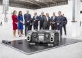 McLaren svela l'architettura per le nuove supercar ibride