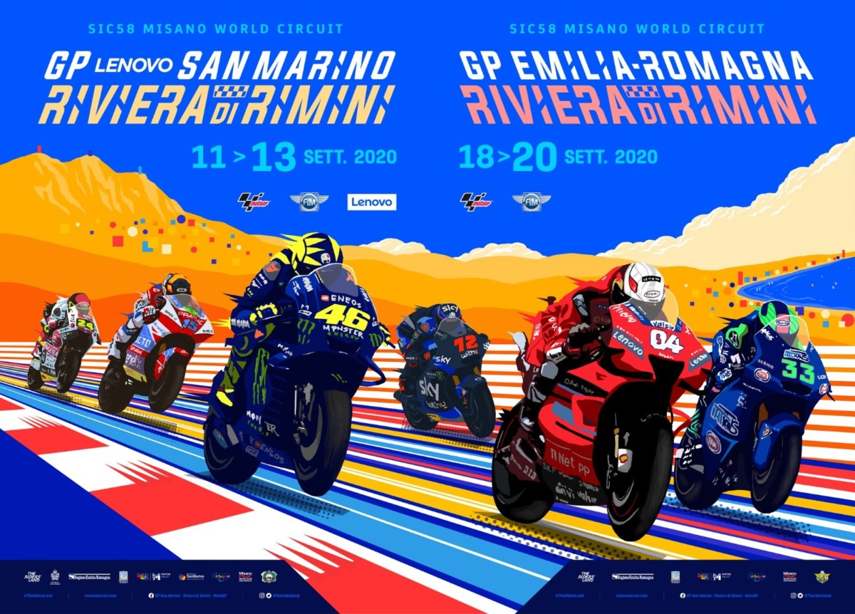 MotoGP a Misano: come acquistare i biglietti e chiedere i rimborsi