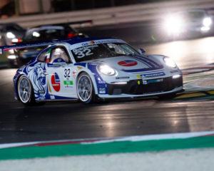 Porsche Carrera Cup Italia: Quaresmini vince Gara 1 a Misano