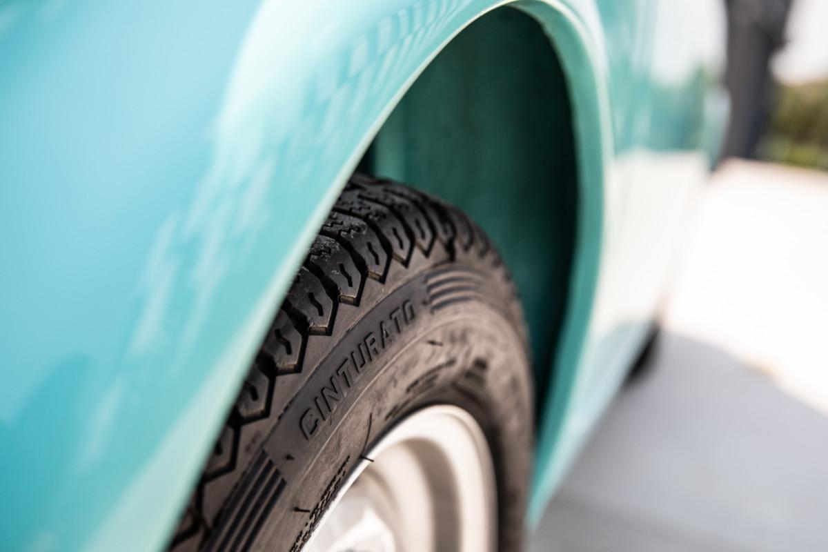 Pirelli: pneumatici per i collezionisti di Fiat 500