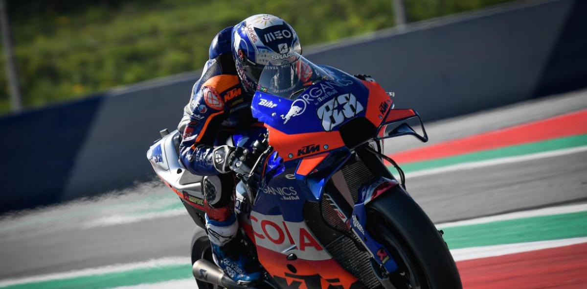 Nel GP di Stiria prima vittoria di Oliveira davanti a Miller ed Espargaro