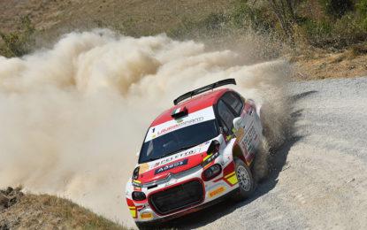 Andreucci e Andreussi vincono il 14° Rally Città di Arezzo